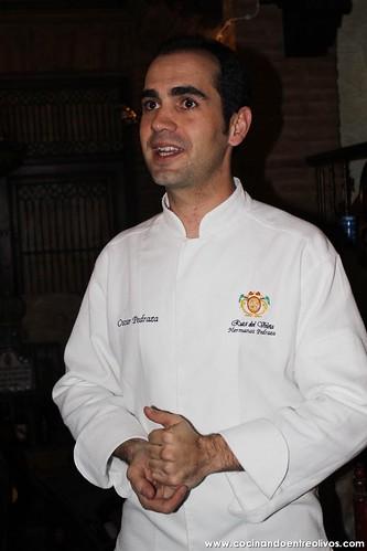 Cena Ruta del Veleta. Bloggers Gastrotur 13 www.cocinandoentreolivos (14)