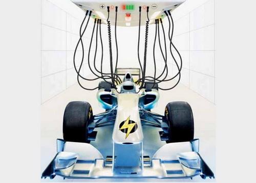 Китайская команда примет участие в чемпионате Formula E
