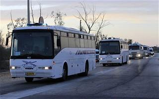 israel-buses