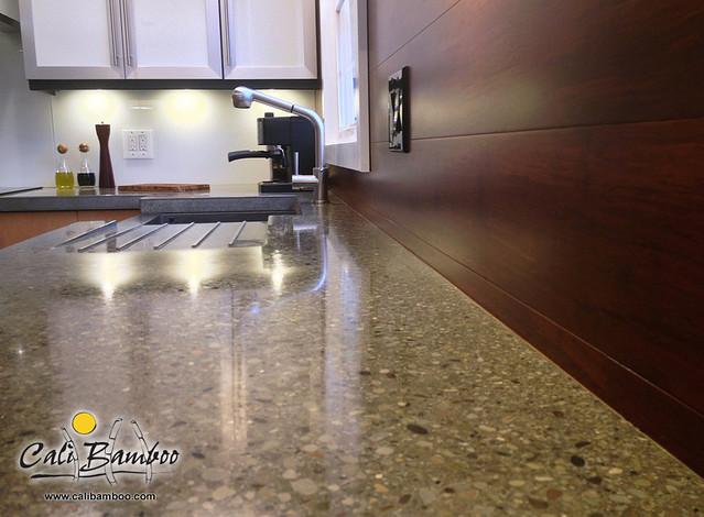 Creative flooring cali bamboo showcases unconventional for Unconventional flooring ideas