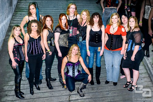 Corset Night PPUSA XIII in 2012