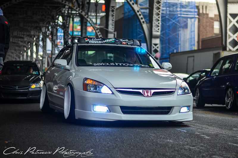 serious innovations honda accord stance air suspension becky