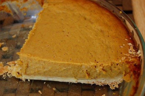 Pumpkin pie, take two