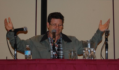 Sean Astin at Toronto ComiCON 2013