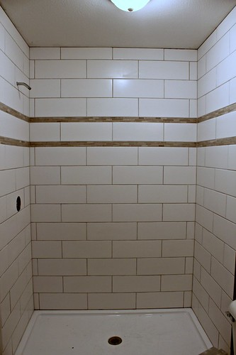 shower after grout 7