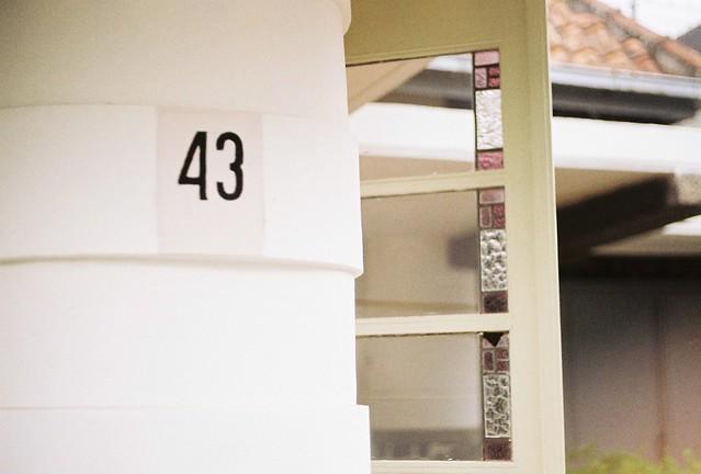 43 (Jl. Cipunagara)