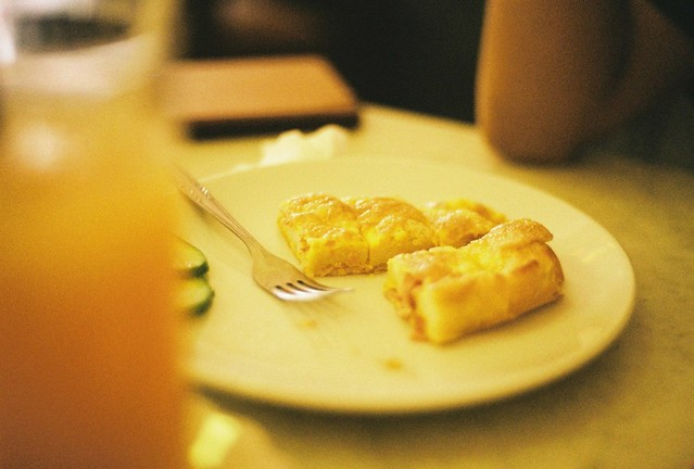 Breakfast at Kopi Purnama (Jl. Alkateri)