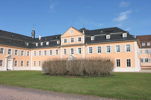 2013.03.09.051 - SCHWETZINGEN - Schloss Schwetzingen