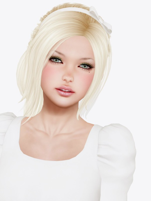 Snow Rabbit (S@R) Mesh Head Nea