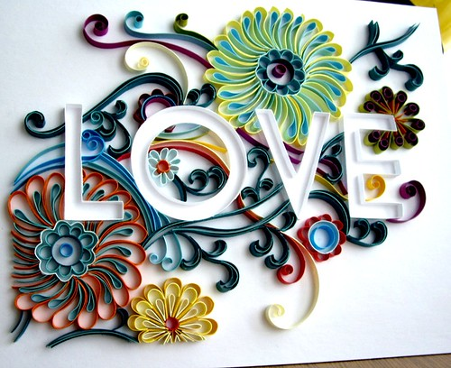 Quilled-Love