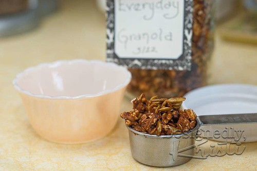 Everyday Granola from Designedly, Kristi