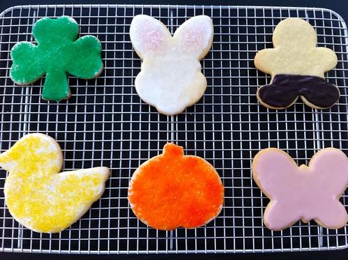 Sugar Cookie Variety Cutouts