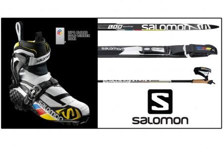 Salomon – S-Lab Skate set