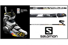 Salomon – S-Lab Skate set