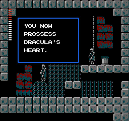 YOU NOW PROCESS DRACULA'S HEART
