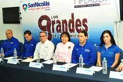 LOS GRANDES DE SAN NICOLAS