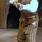 Arvada Center Man of La Mancha Pictured William Michals (Don Quixote) Photo P. Switzer 2013 -