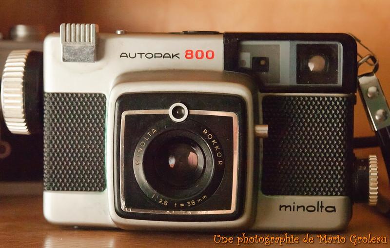 Minolta Autopak 800
