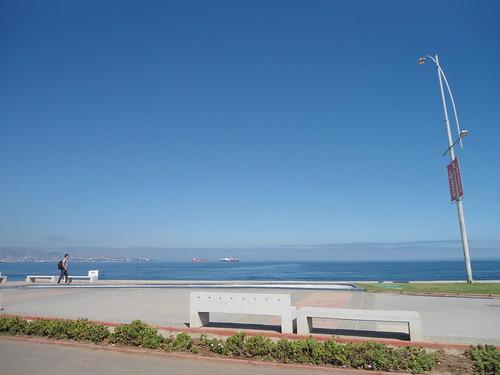Costanera/Promenade, Viña del Mar, Chile 2013 - www.meEncantaViajar.com by javierdoren