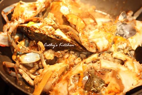 台式肉末快炒螃蟹 Crab with Minced Pork17
