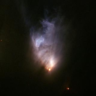Protostar V1647 Orionis