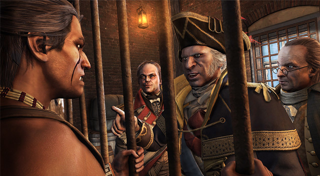 Assassin's Creed 3: The Betrayal