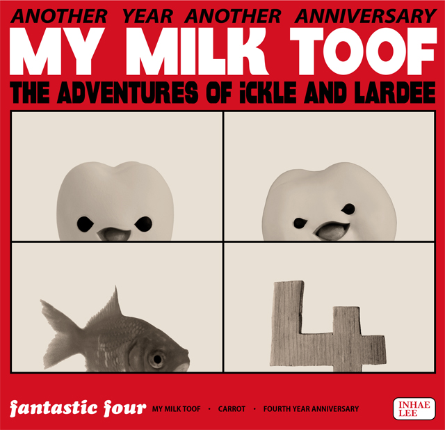My Milk Toof Book2 Anniversary