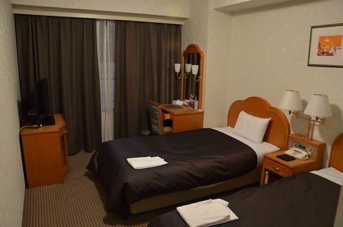 Hotel Supra Kobe Room