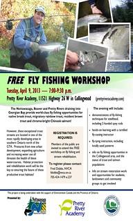Free Fly Fishing Workshop