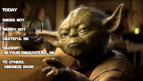 Yoda-Principles (Credits: James Deacon / FlickR)