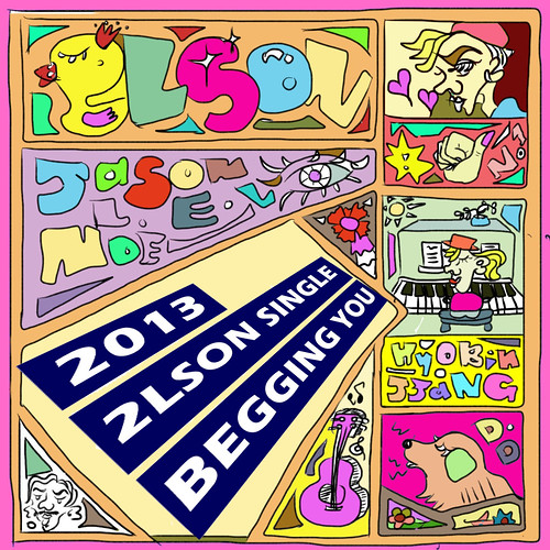 2LSON   Begging You (2013) (MP3) [Single]