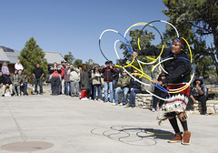 Grand Canyon Archaeology Day 2013 Hoop Dance 328