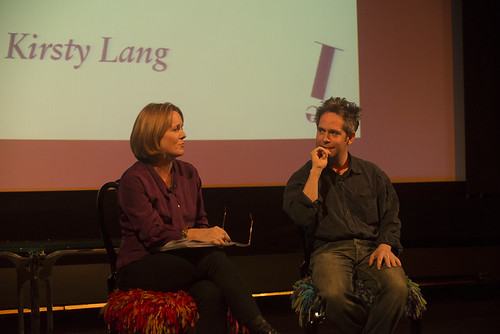 Tom Hollander in conversation with Kirtsy Lang
