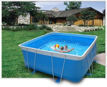 Las piscinas prefabricadas solucion rapida y economica for Construir alberca en azotea