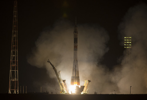 Expedition 35 Launch (201303290002HQ)
