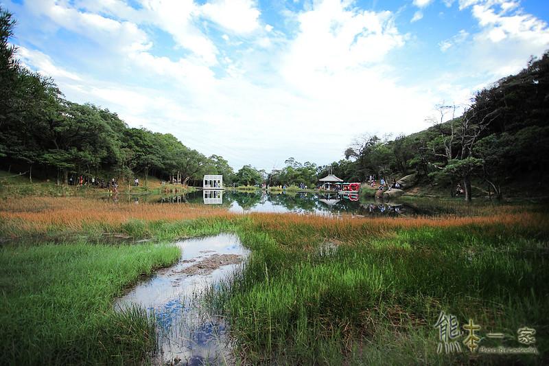 汐止秘境景點|新山夢湖