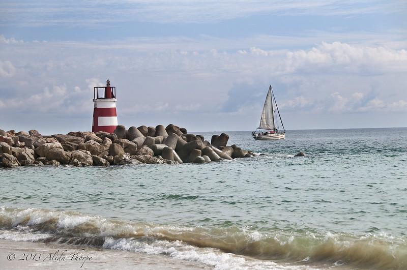 Tavira Portugal sailing
