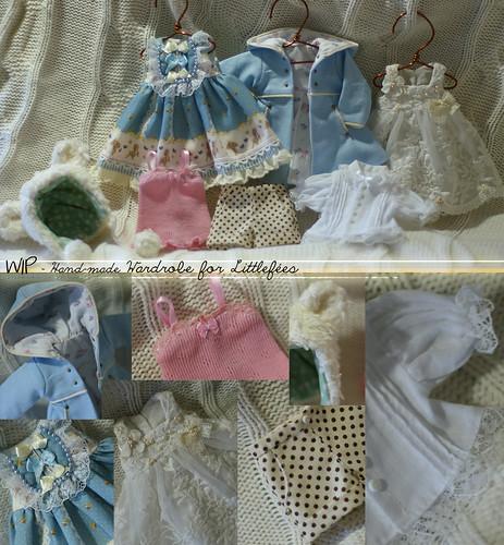 [WIP] Garde-robe Littlefées