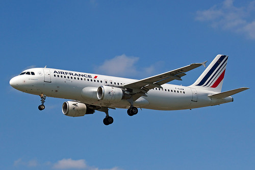 Jet prop by falkeeins air france airbus a320 for Airbus a320 air france interieur