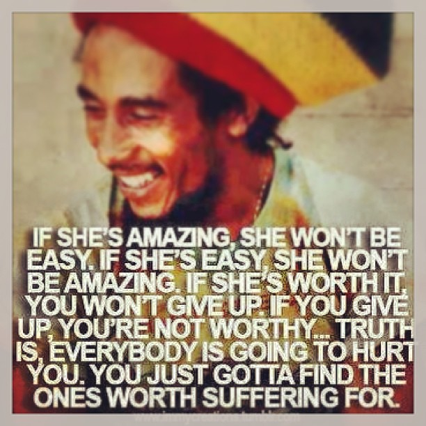 Jamaican Love Quotes For Him : quotes #bob marley #jamaican #sweet #love Flickr - Photo Sharing!