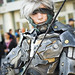 Wondercon 2013 – Raden // Metal Gear Solid by Onigun