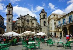 Plaza de la Cathedral, La Habana, Cuba