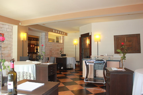 Restaurante El Serbal Santander