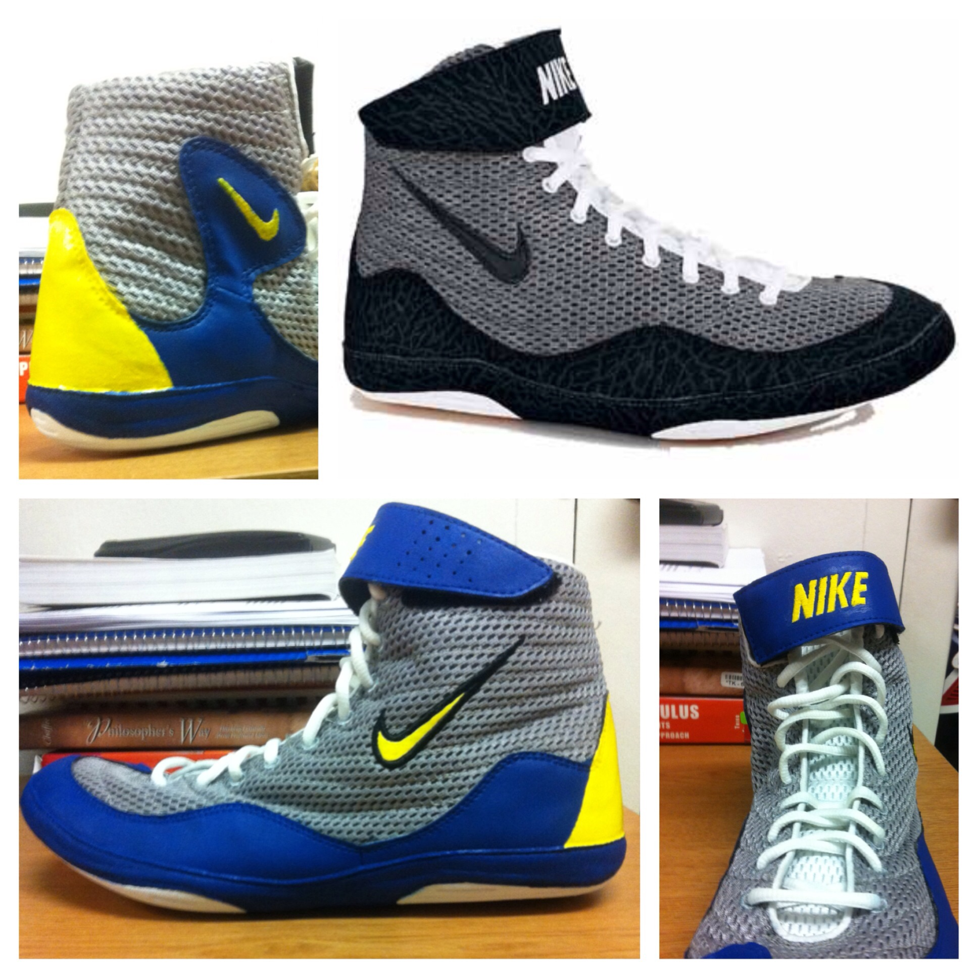 nike costomize shoes