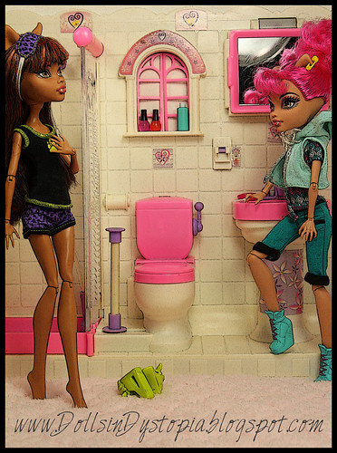 I Get to Shower First Because I'm the Oldest... by DollsinDystopia