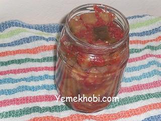 oktay ustanın patlıcan konservesi