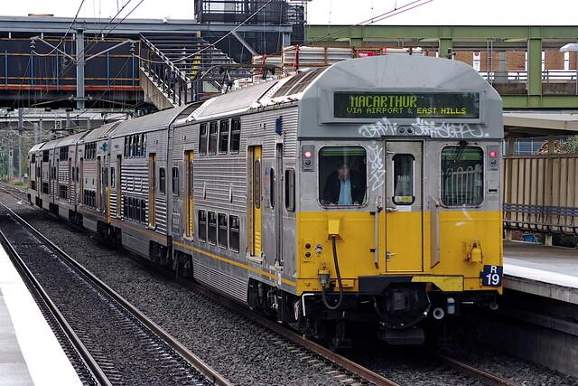 sydney train fleet - photo#16