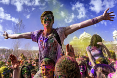 Holi / Festival of Colors 2013