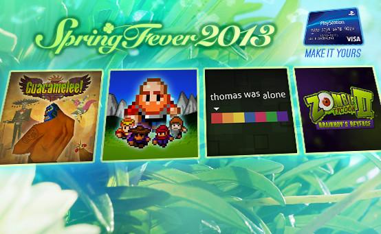 PSN Spring Fever 2013