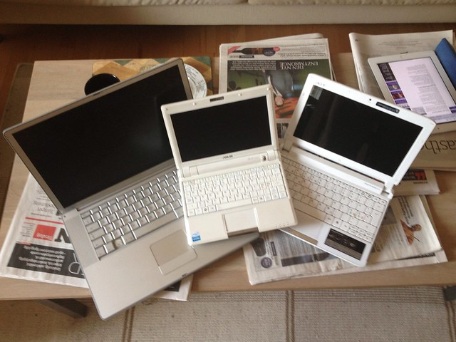 PowerMac, eeePC and Netbook (Obsolete)